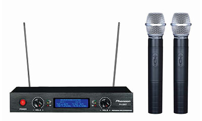 PV-2057 VHF Wireless Microphone