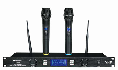 PV-2588B VHF Wireless Microphone