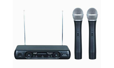 PV-2011 VHF Wireless Microphone