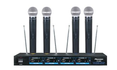 PV-4688 VHF Wireless Microphone
