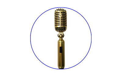 PR-955 Swing Wired Microphone