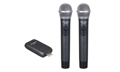 PU-239 UHF USB Wireless Microphone