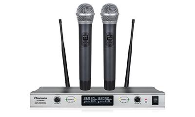 PU-2802BW UHF Wireless Microphone