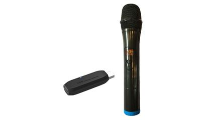 PU-138 UHF USB Wireless Microphone