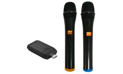 PU-238 UHF USB Wireless Microphone