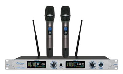 PU-2799M UHF Wireless Microphone