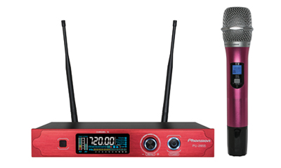 PU-2955 UHF Wireless Microphone