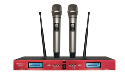 PU-2966 UHF Wireless Microphone
