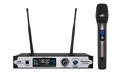 PU-2955W UHF Wireless Microphone