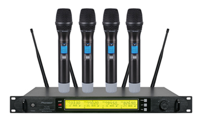 PU-4722 UHF Wireless Microphone