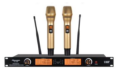 PU-2366 UHF Wireless Microphone