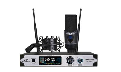 PU-1955C UHF Wireless Microphone