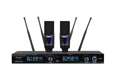 PU-2299C UHF Wireless Microphone