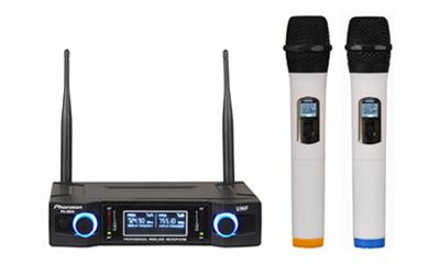 PU-2853 UHF Wireless Microphone