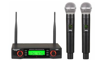PU-2852 UHF Wireless Microphone